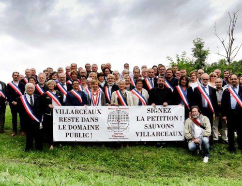 Sauvons le Domaine de Villarceaux