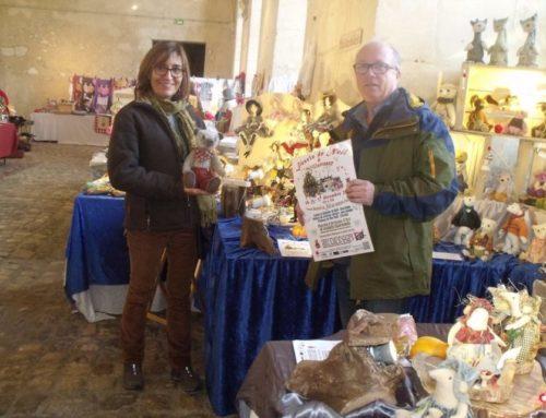 Les Amis du Domaine de Villarceaux préparent leur féerie de Noël