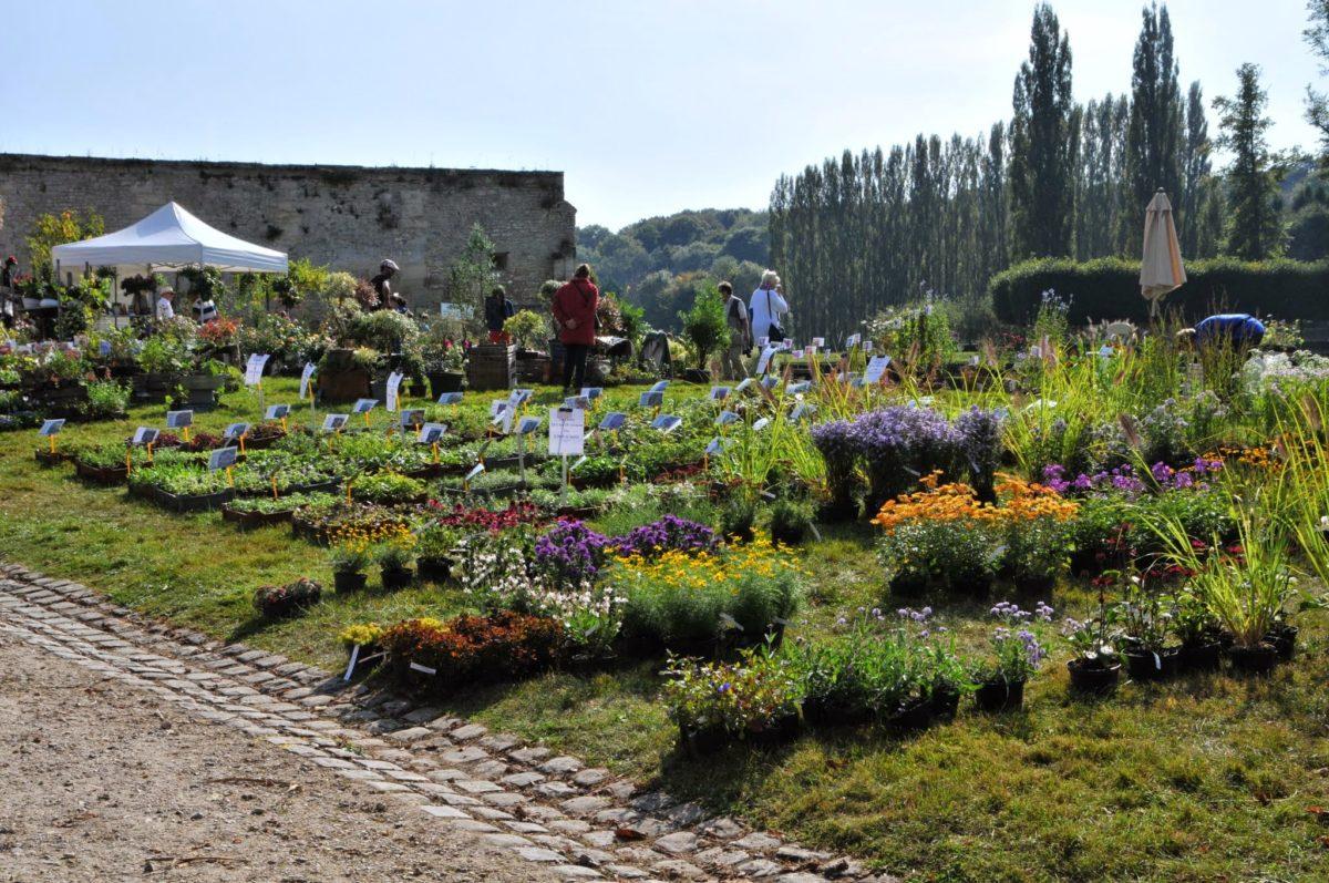Fêtes des Plantes à Villarceaux