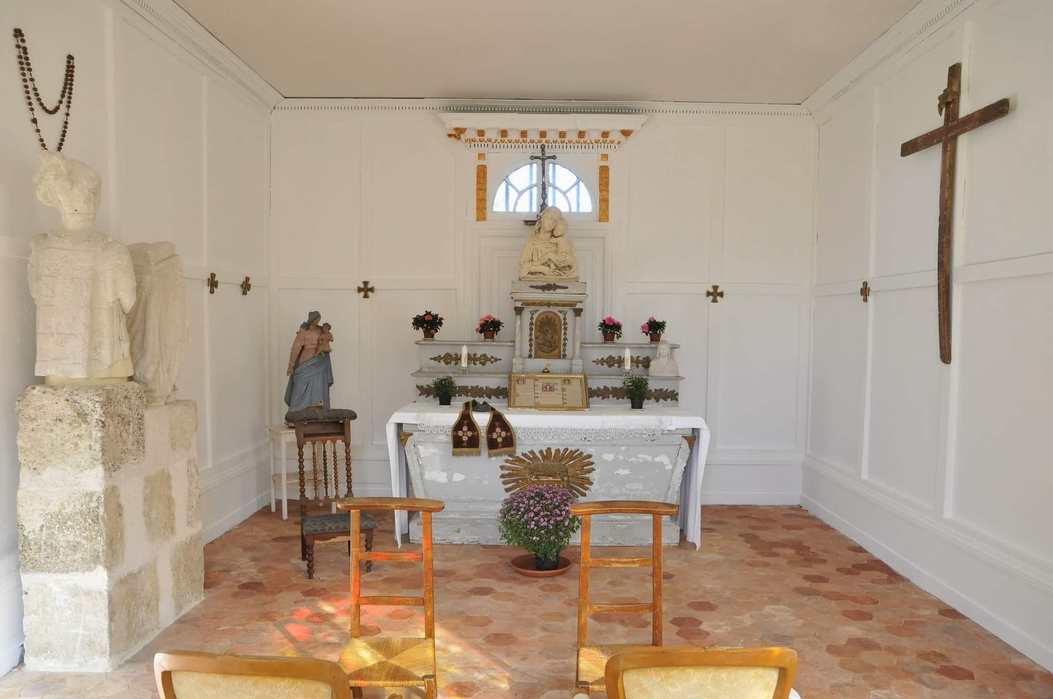 Chapelle du Domaine de Villarceaux