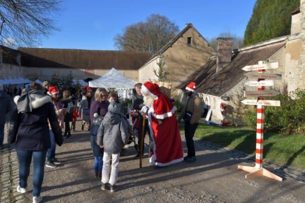 Féerie de Noël au Domaine de Villarceaux